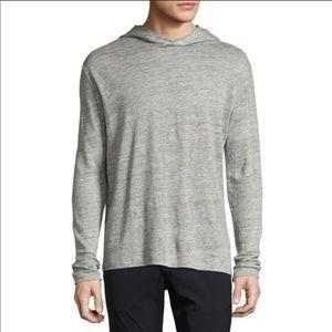 Men's Theory linen Colton Zephyr Melange sweater